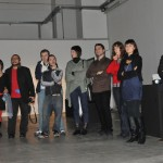 the participants of the exhibition