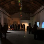lots of people around the OneAvatar installation