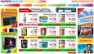 Supermarché Ferraille