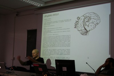 Holophony at La Sapienza University