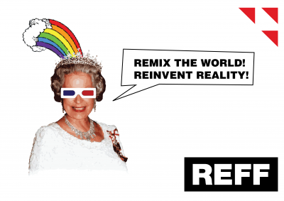 REFF, Remix the World, Reinvent Reality