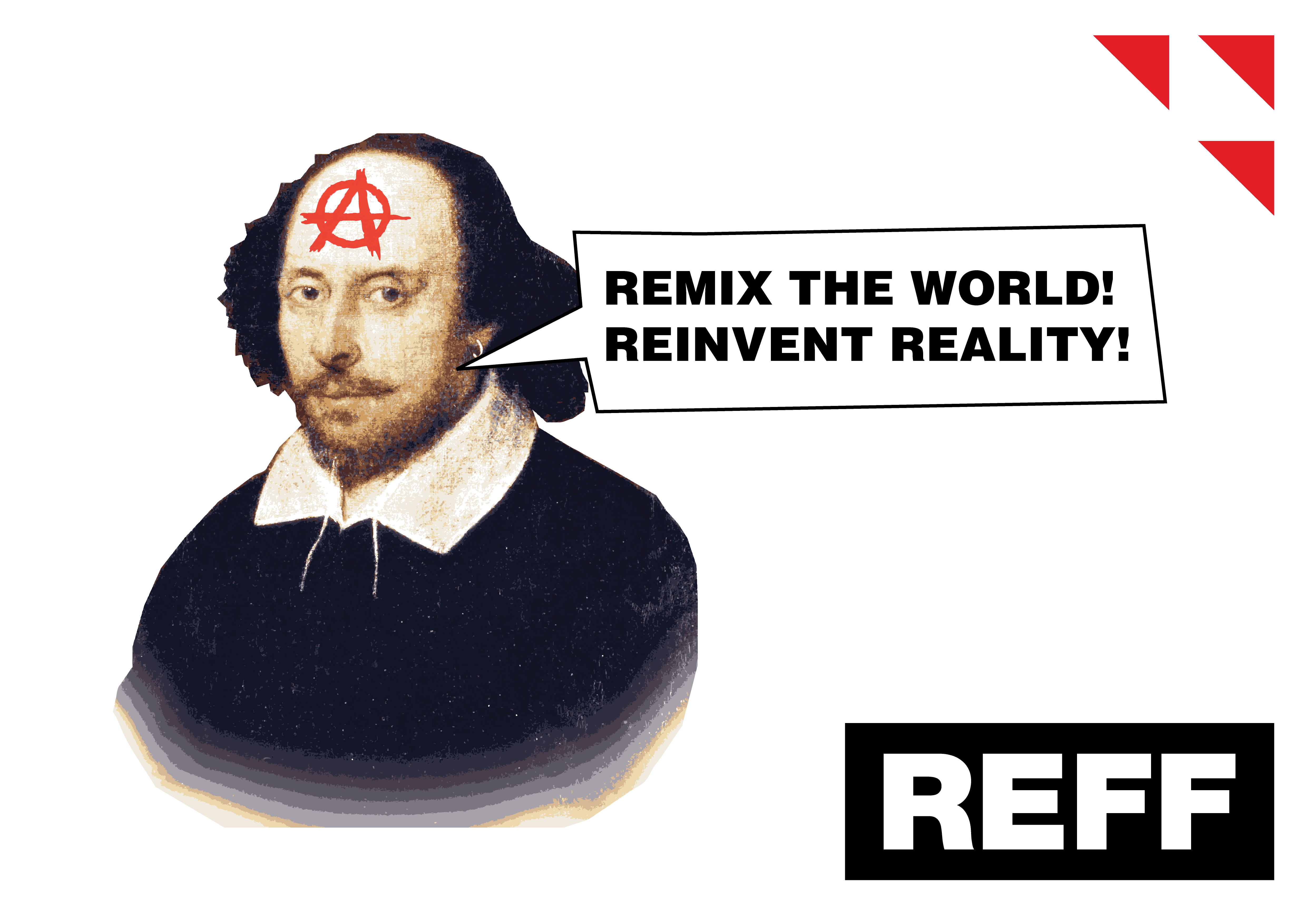 REFF Reinvent the World, Remix Reality