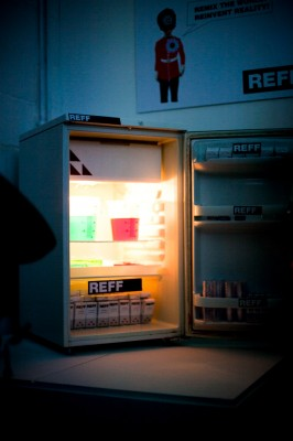 REFF Augmented Reality Drug, photo by Marco Bera/S4C