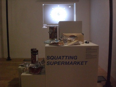 Squatting Supermarkets at SMIR 2011