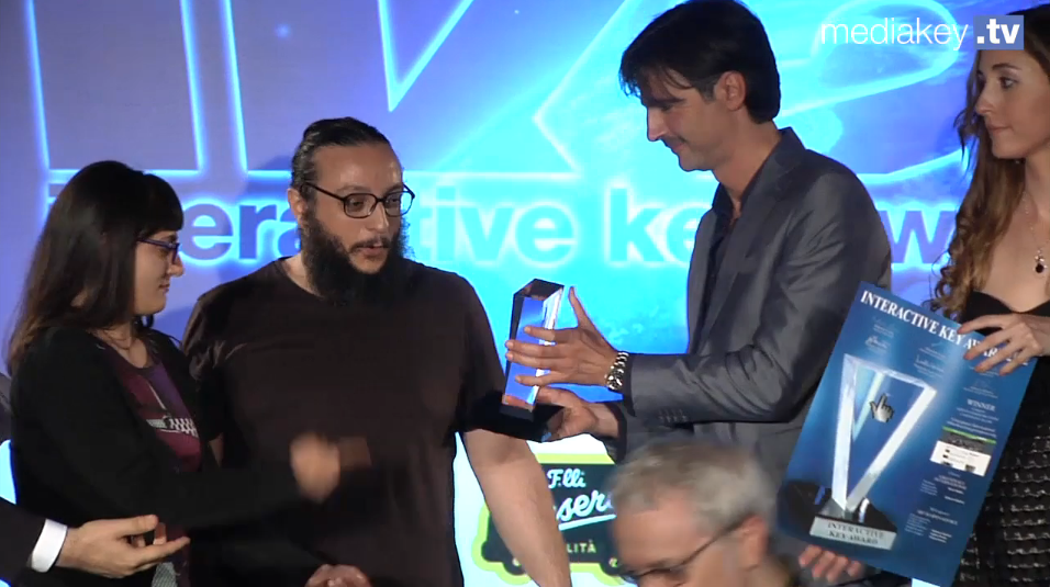 AOS wins Interactive Media Key Award