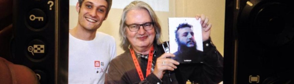 Bruce Sterling and the Near Future Design Book