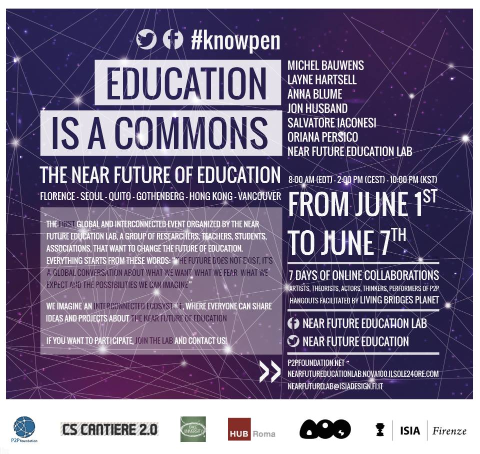 Education is a Commons