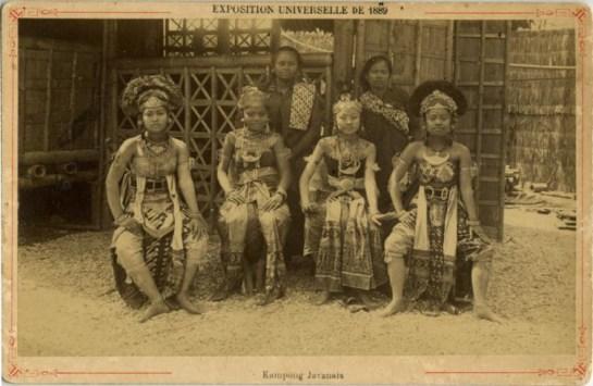 Indigenous populations in Universal Exhibits
