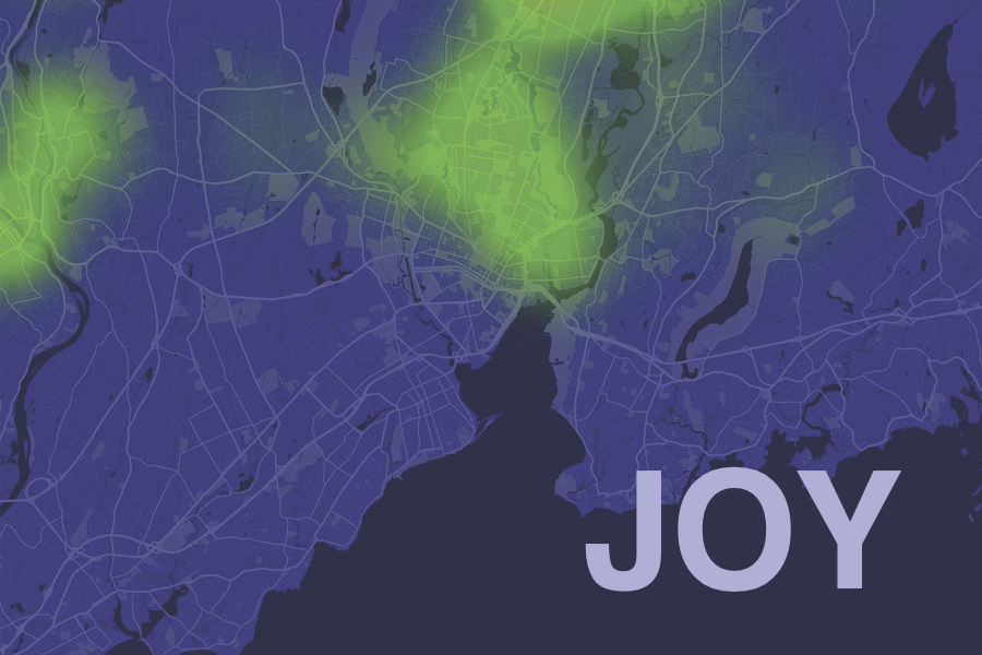 Human Ecosystems: Joy in New Haven