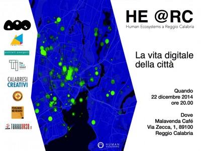 Human Ecosystems in Reggio Calabria
