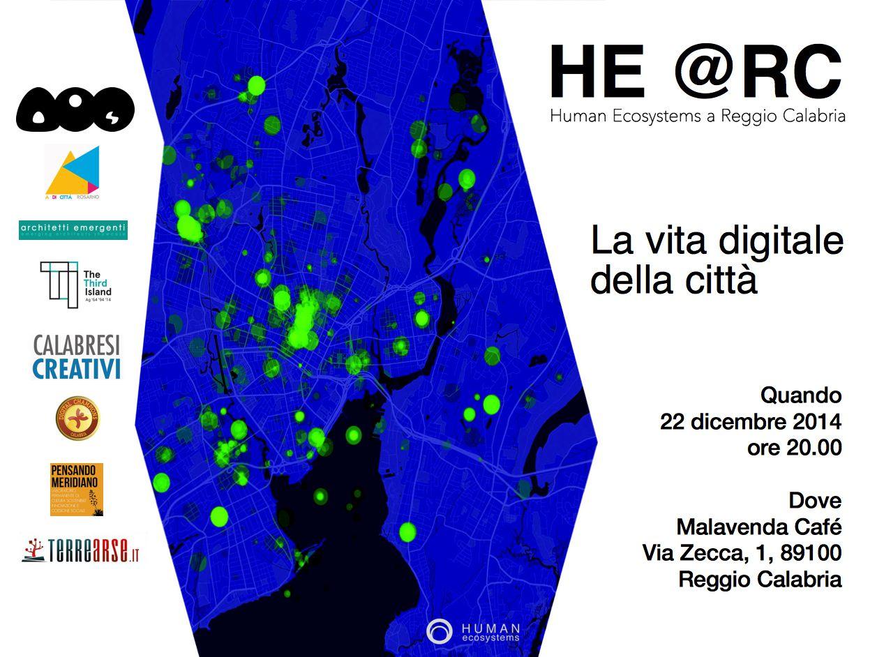 Human Ecosystems Reggio Calabria