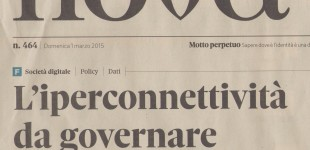 Ubiquitous Commons, headline