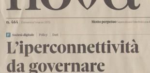 Ubiquitous Commons, headline