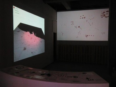 HE/BA: installation, workshop, talk at Festival dell'Innovazione in Bari