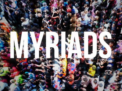 Myriads at Ars Electronica