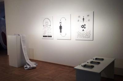 GhostWriter, the Installation
