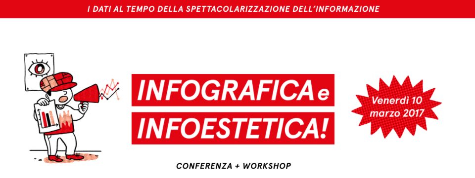 Infographics and infoaesthetics at ISIA Florence