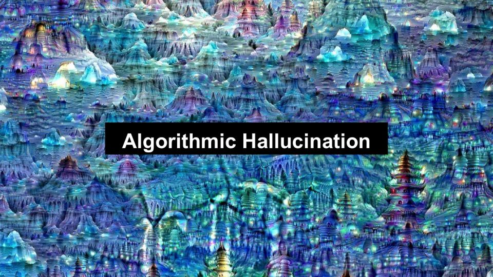 Algorithmic Hallucination
