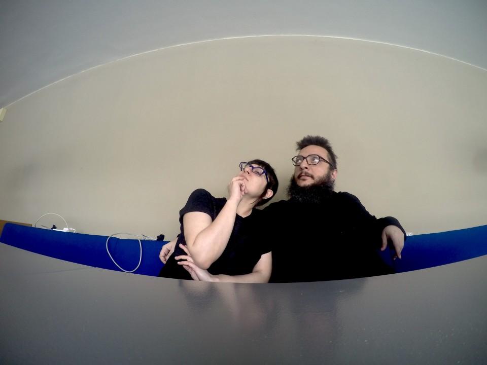 Salvatore Iaconesi & Oriana Persico