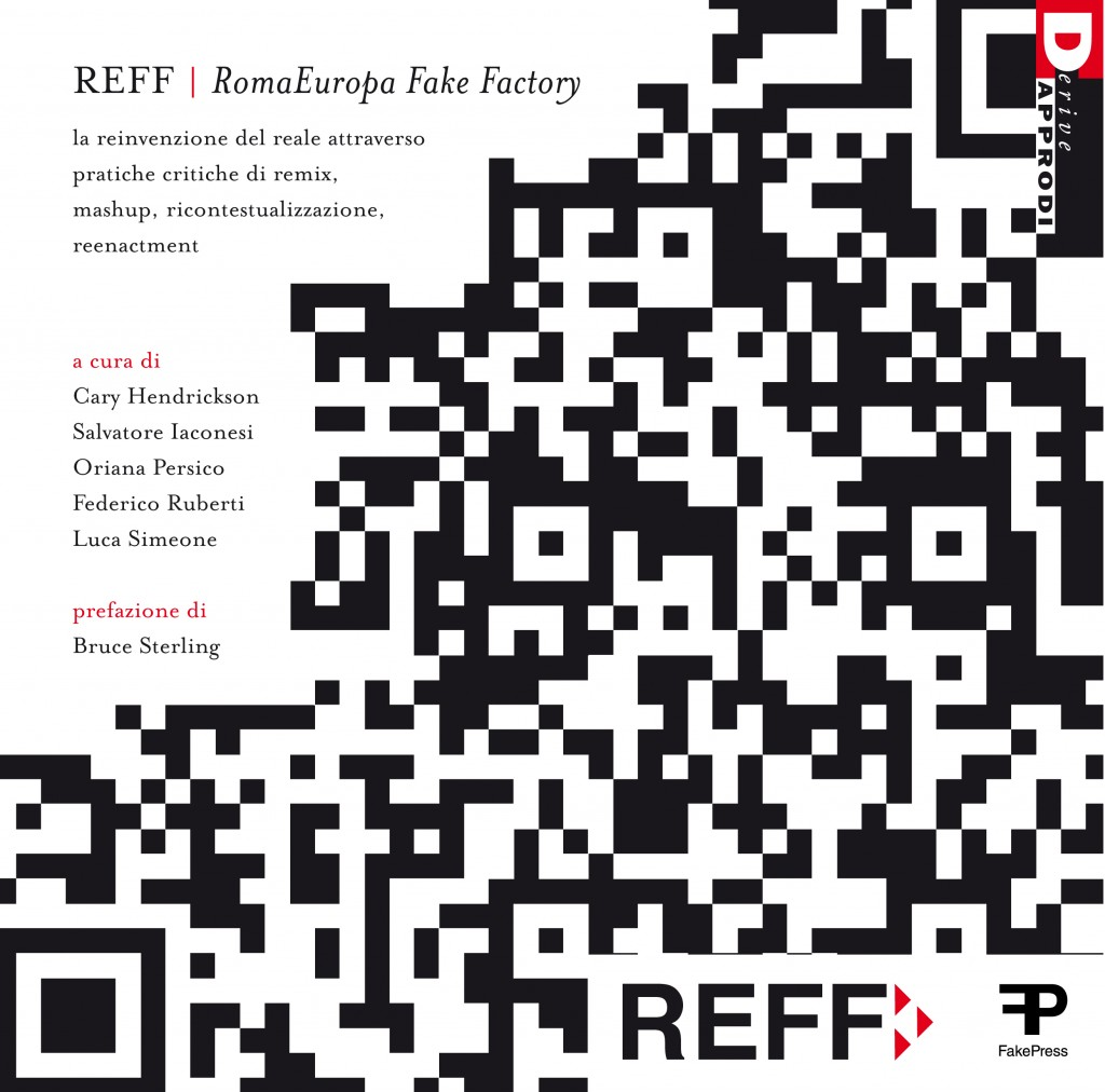 REFF RomaEuropa FakeFactory cover