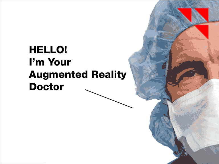 REFF Augmented Reality Drug