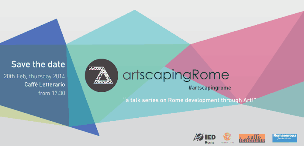 Human Ecosystems at Artscaping Rome