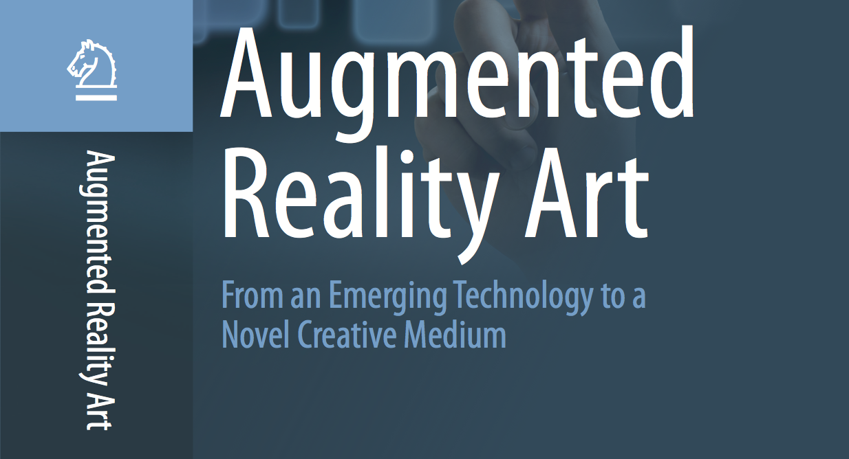 Augmented Reality Art: the Emotional Compass featured on a new book
