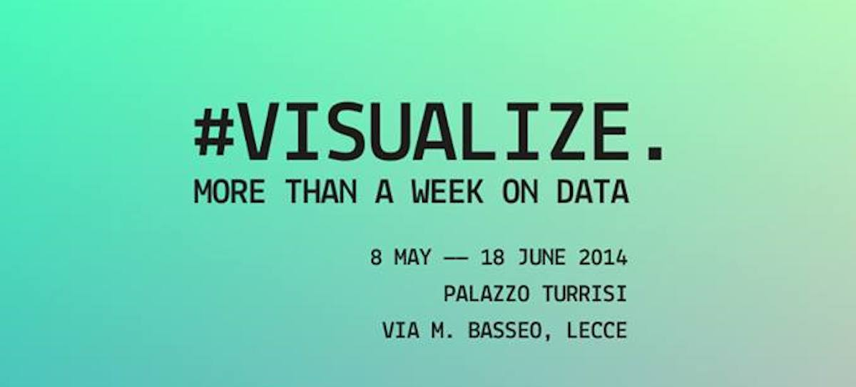 Micro Histories of cities and Ubiquitous Commons, at #visualize in Lecce