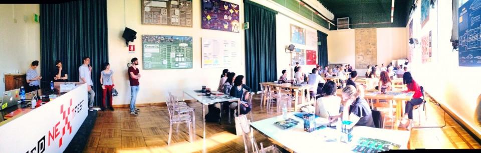 Workshop Near Future Design