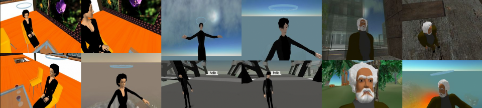 Dead on Second Life