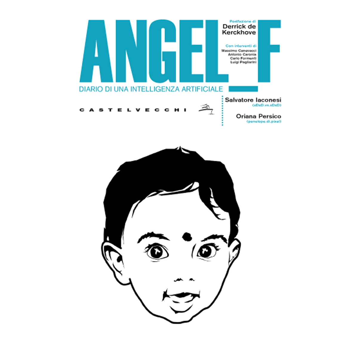 Angel_F, the first year of life of an AI