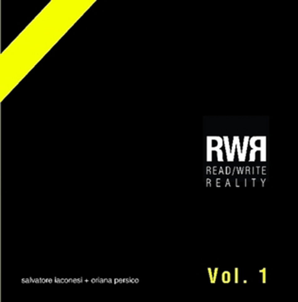 Read Write Reality, the book, vol. 1