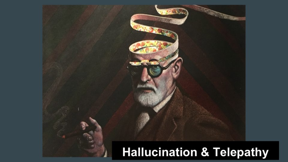 freud telepathy