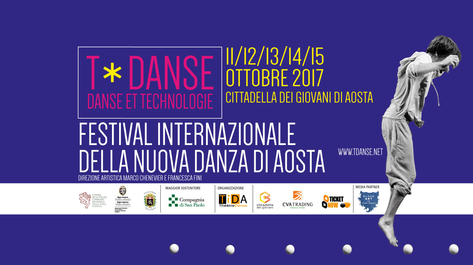 BodyQuake at T*Danse Festival in Aosta