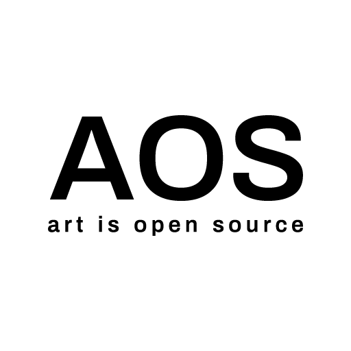 [ AOS ] Art is Open Source